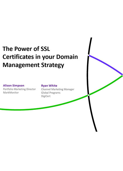 On-Demand Webinar: Power of SSL Certs